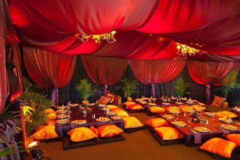 mehndi themed events by vchilli events morrocan nights wedding vchilli