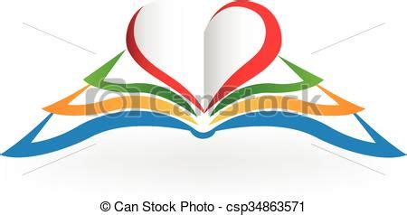 logo shapes book book with shape logo book with shape vectors illustration search