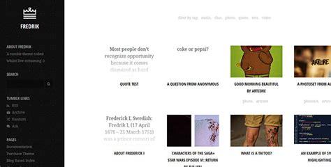 tumblr themes photo portfolio 35 cool portfolio tumblr themes web graphic design