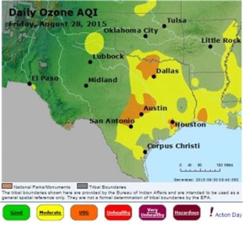 texas air quality map three ways texas communities can fight climate change and protect health