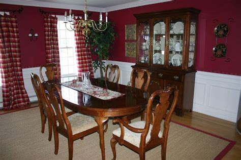 burgundy dining room evolution of our dining room style colors the o jays