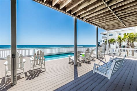 10 Bedroom Rental Destin Fl Secluded Gulf Front Home W Stunning Vrbo