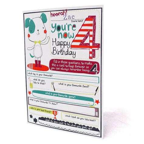 4 Year Birthday Card Verses 4 Year Old Birthday Quotes Quotesgram