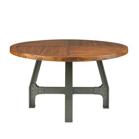 Industrial Style Heavy Wood Metal Coffee Table Heavy Wood Coffee Table