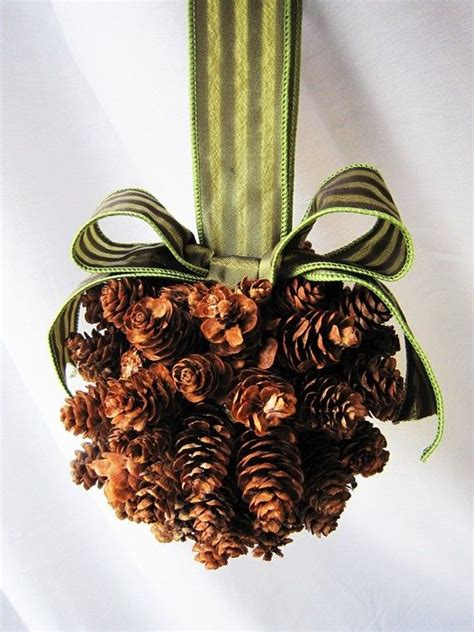 Pinecone Decorations by 1134 Best Images About Rustic Winter Wedding On