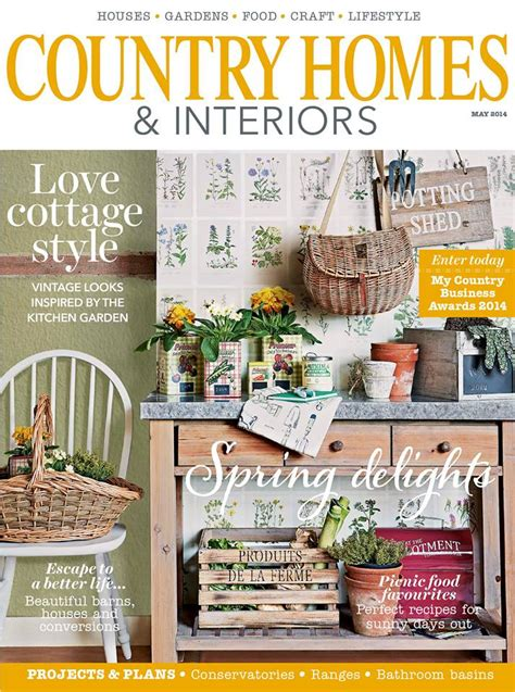 zoob featured in country homes interiors magazine