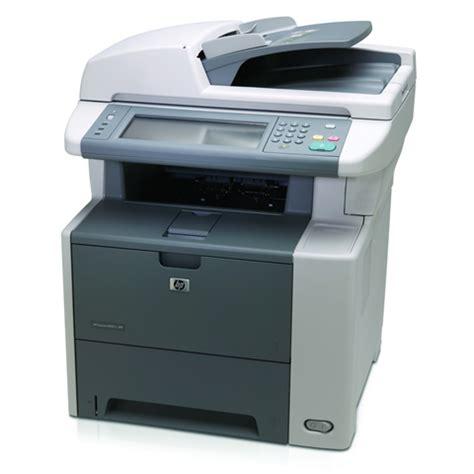 Printer Laser Scan Copy hp laserjet m3027 cb416a mfp laser printer copier scanner