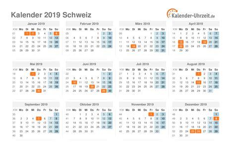 Switzerland Kalendar 2018 Kalender 2018 Schweiz Mit Feiertagen 28 Images