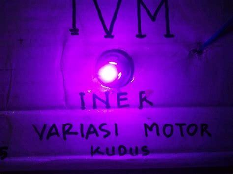 Lu Led T10 5 Mata jual t10 led 5 mata 5 sisi warna ungu iner variasi motor