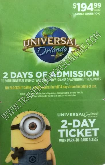 Universal Studios Gift Cards Online - publix orlando 2015 universal studios discounts travel coupons online