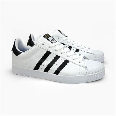 Kaos Adidas Sb Black sneaker bouz rakuten global market adidas superstar vulc adv d68718 white black white adidas