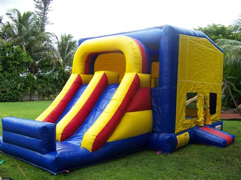 Party Rental Miami Combo Units Combo Slide
