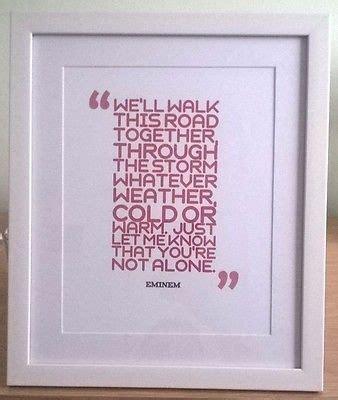 eminem framed lyrics 17 best images about english art unit on pinterest