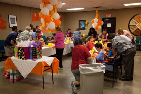 kids birthday decorations at home home depot kids workshop party dad is learning