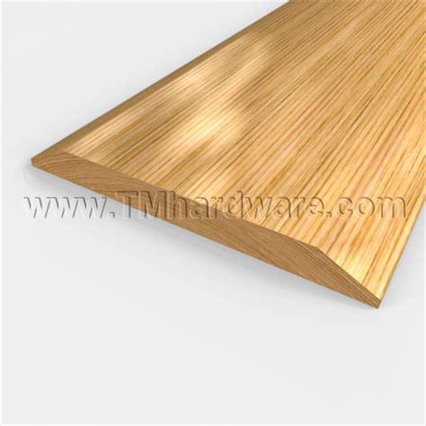 Wood Carpet Transition Wide Wooden Doorway Threshold Or Seam Binding 5 00 Quot Wide