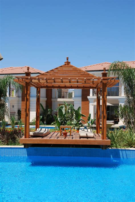pool gazebo 34 glorious pool gazebo ideas