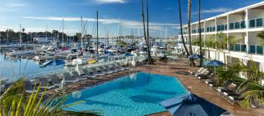 marina del rey hotel official hotel website