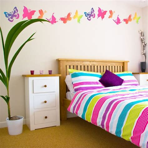 Wall Butterfly Stickers best 25 butterfly bedroom ideas on pinterest butterfly