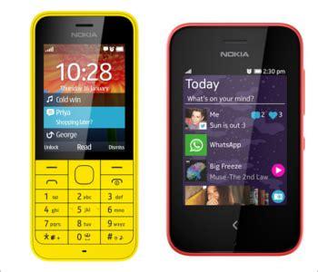Hp Nokia Baru Dibawah 1 Juta inilah dua ponsel teranyar nokia dengan harga di bawah rp