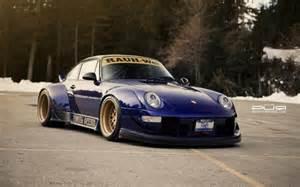 Awesome Porsche Awesome Porsche 993 Rwb