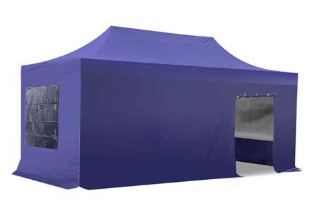 pavillon wasserfest 3m x 6m falt pavillon wasserfest blau 359 99