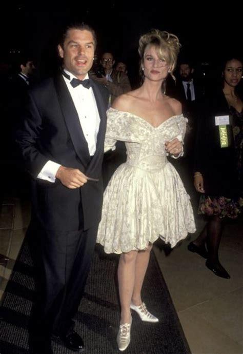 nicollette sheridan is married to harry hamlin nicolette sheridan were married 1991 93