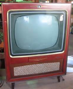 rca victor 1957 model 21d7445 rca victor deluxe vintage prop television tv quot te118 quot 699