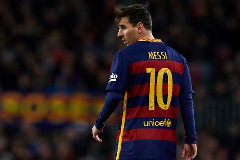 leo messi sues journalist donates compensation to charity