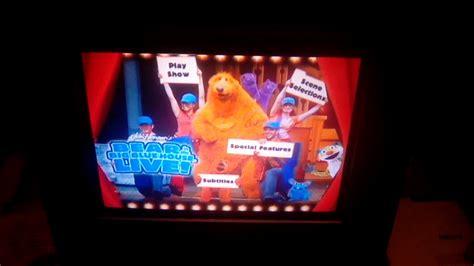 bear inthe big blue house live bear inthe big blue house live house plan 2017