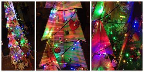 cardboard tree decorations diy cardboard tree 9 tutorials guide patterns