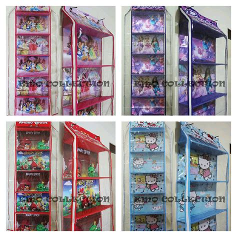 Rak Tas Karakter Tas Doraemon Hello Keroppi Winnie Stitch rak tas karakter zipper hbokr dari collection di others produk grosir