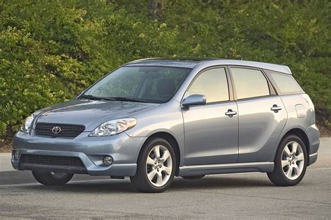 2005 toyota matrix mpg 2005 toyota matrix reviews specs and prices cars