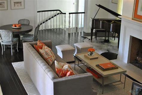 orange and gray living room gray and orange living rooms contemporary living room
