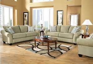 living rooms to go shop for a park brooke sage 7 pc sleeper living room at