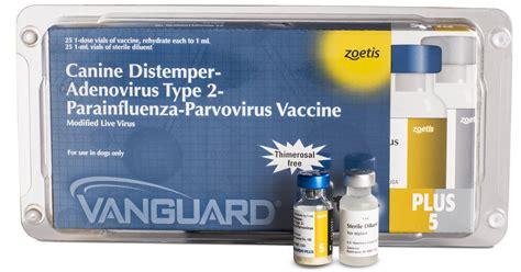 5 in 1 vaccine for puppies vanguard plus 5 zoetis us