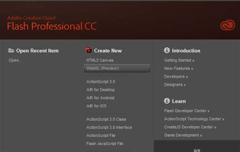 oh em gee adobe kills flash professional it s called