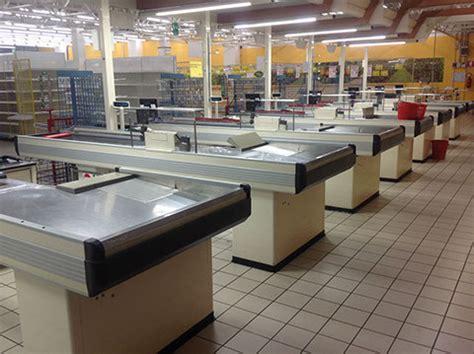 banchi cassa supermercati banchi cassa usati