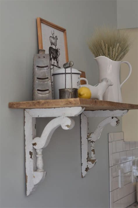 best 25 barn wood shelves ideas on pinterest wood