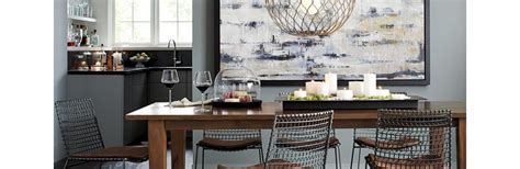 small dining room ideas crate  barrel