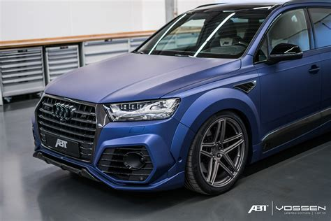 Audi Q7 Build by Build 2017 Audi Q7 Motavera