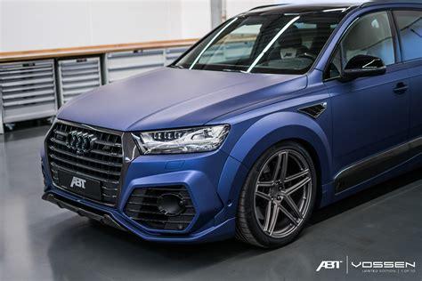 Build Audi Q7 by Build 2017 Audi Q7 Motavera