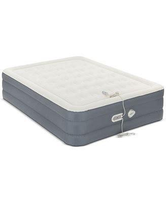 aerobed queen adjustable comfort air mattress personal