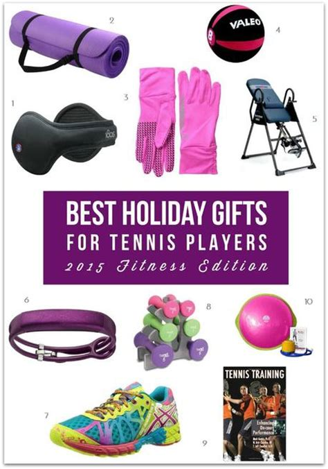 best holiday gifts for tennis players 2015 fitness