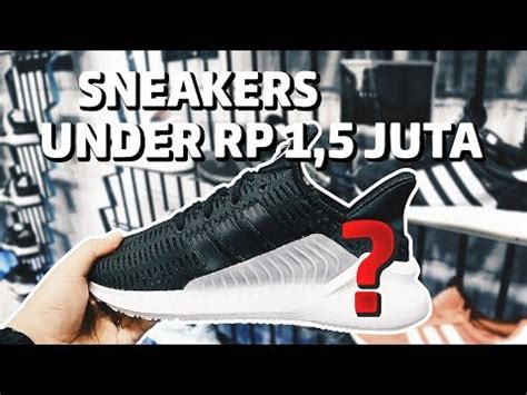 Harga Adidas Tennis Hu sneakers rp 1 5 juta bahasa indonesia