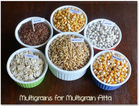 whole grains meaning in telugu multigrain atta how to make chapati flour