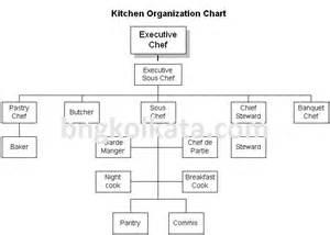 Kitchen Hierarchy Definition Kitchen Organization 187 Bng Hotel Management Kolkata
