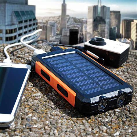 solar powerbank 10 000 mah mikamax