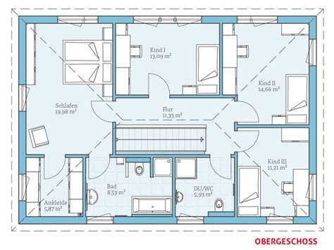 moderne häuser im bungalowstil fertighaus hanse haus villa 183