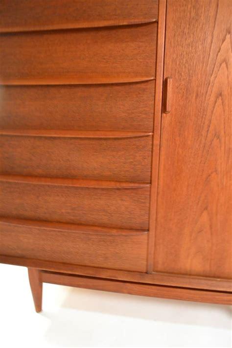 danish modern armoire danish modern chifferobe wardrobe armoire by falster at