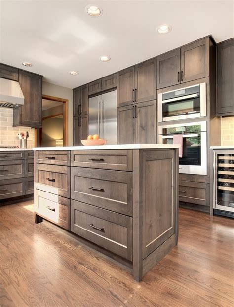 gray floors with hickory cabinets best 25 grey wood ideas on grey wood floors